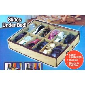 Úložný box na boty organizér botník