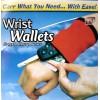 Zápěstní peněženka, dokladovka Wrist Wallets, sada 3 kusy