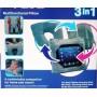 Universální držák na tablety a cestovní polštář krční límec 3 v 1