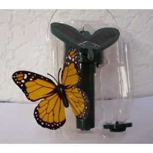 Solární létající motýl Solar Butterlfy Žluťásek