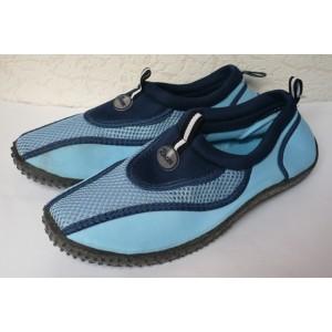 Boty do vody dámské, chlapecké neoprenové modré