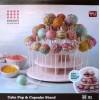Stojan pro dortová lízátka Cake Pops, nebo sladké muffiny cupcake