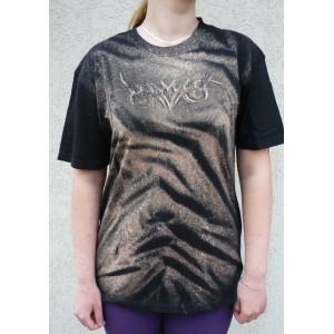 Malované tričko ornament 4 velikost M 48/50