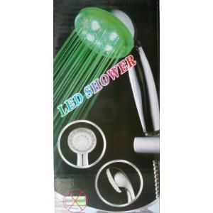 Barevná sprcha LED, chytrá sprchová hlavice