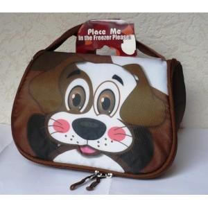 Dětská taška na svačinu chladící box - Snack pets pejsek